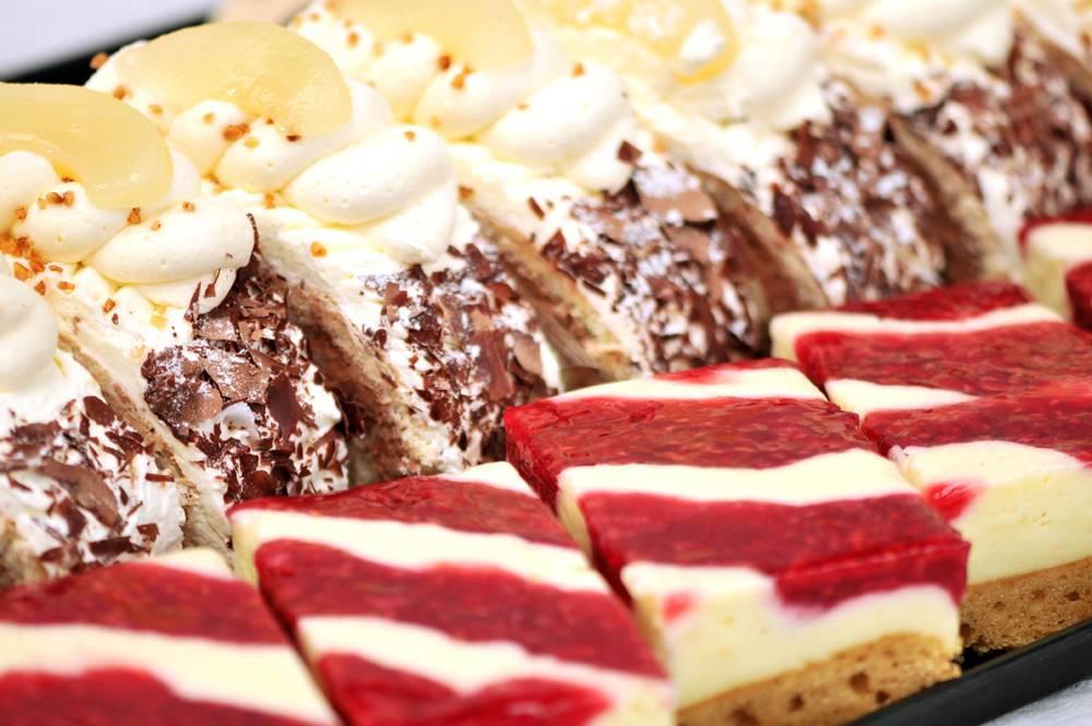 Kuchen Torten Backerei Riesinger